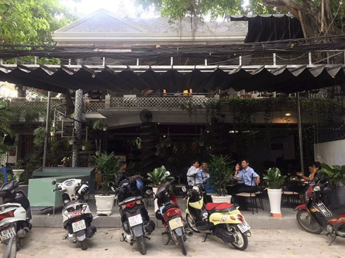 Cần sang quán cafe đường Quang Trung, phường 10 - Quận Gò Vấp