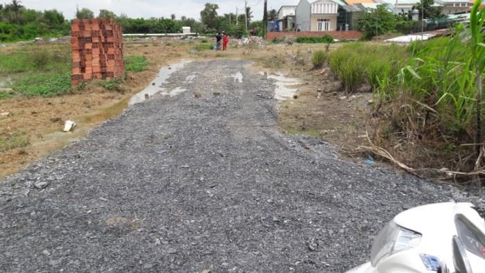 Bán đất giá rẻ cách đường 22 200m, 56m2