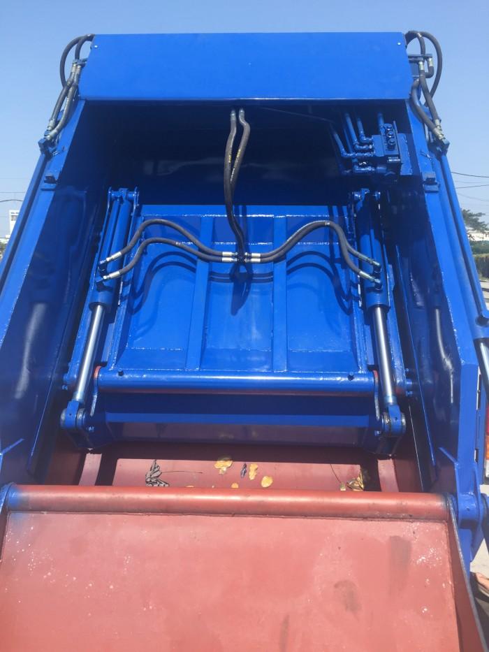 Xe chở rác 6m3