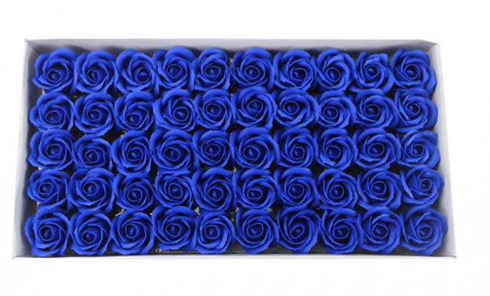 Hoa Hồng Sáp 3 Lớp ( 6 cm)1