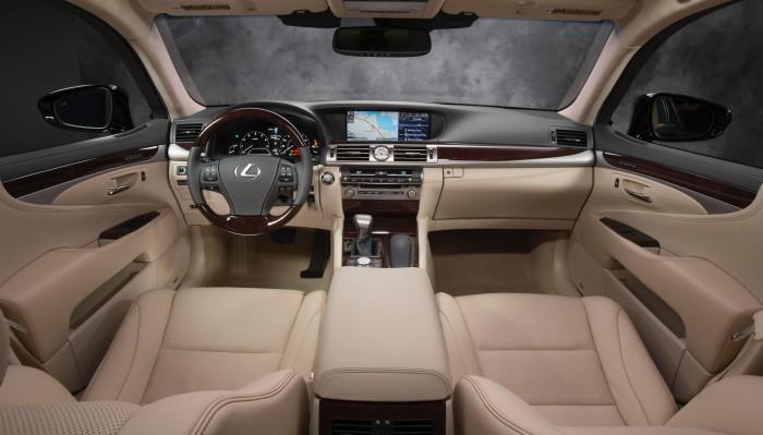 Lexus LS 600h L sản xuất năm 2013 Số tự động Hybrid