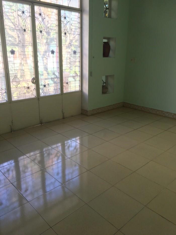 Cho thuê nhà 2T đường 7m5 gần trường Đại Học Kinh Tế Đà Nẵng 4PN,3WC