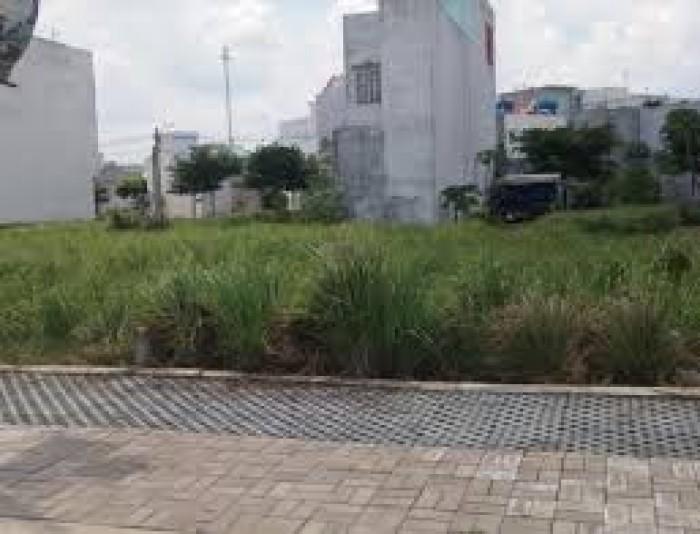 Đất nền KDC An Phú Đông gần chợ Vườn Lài
