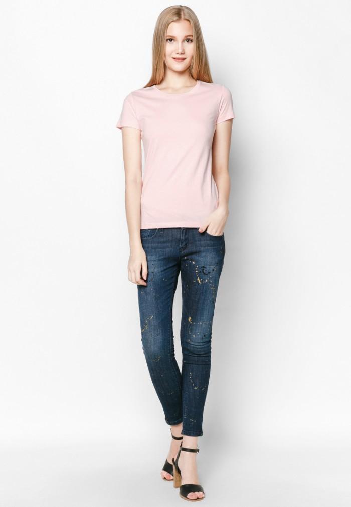Áo thun nữ  cotton 100%7