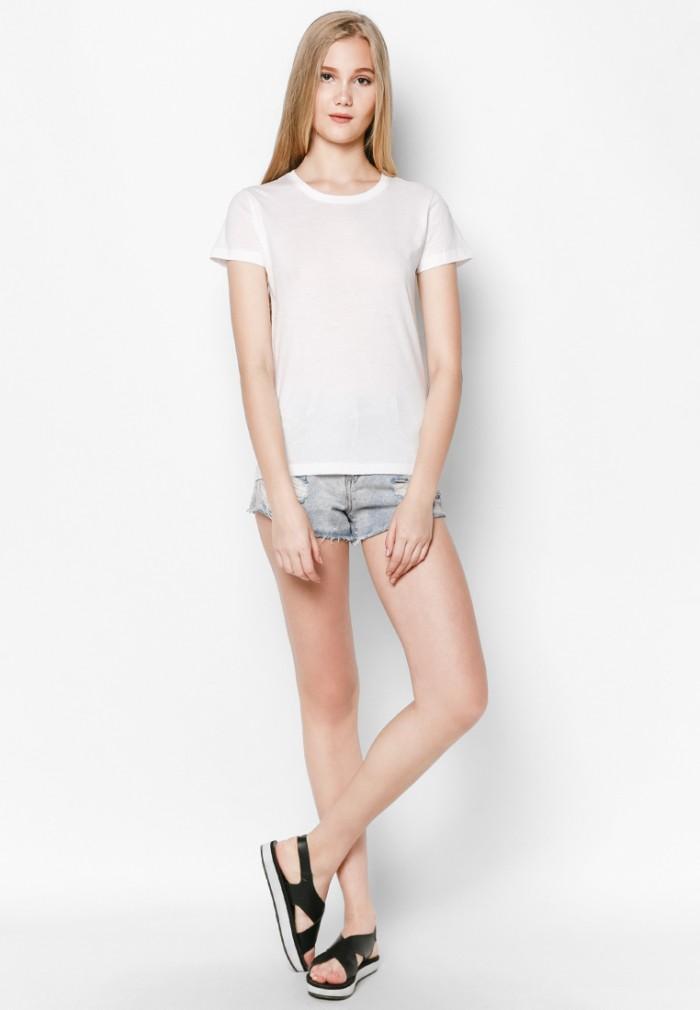Áo thun nữ  cotton 100%6