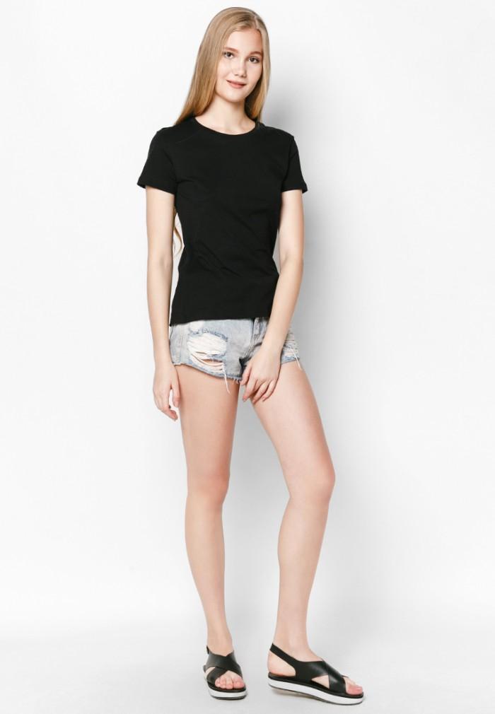 Áo thun nữ  cotton 100%0