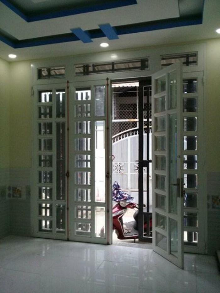 Nhà 44m2 Điên Biên Phủ Q10, 3MT Hẻm, 2pn, Chắc Chắn, Ở Ngay.
