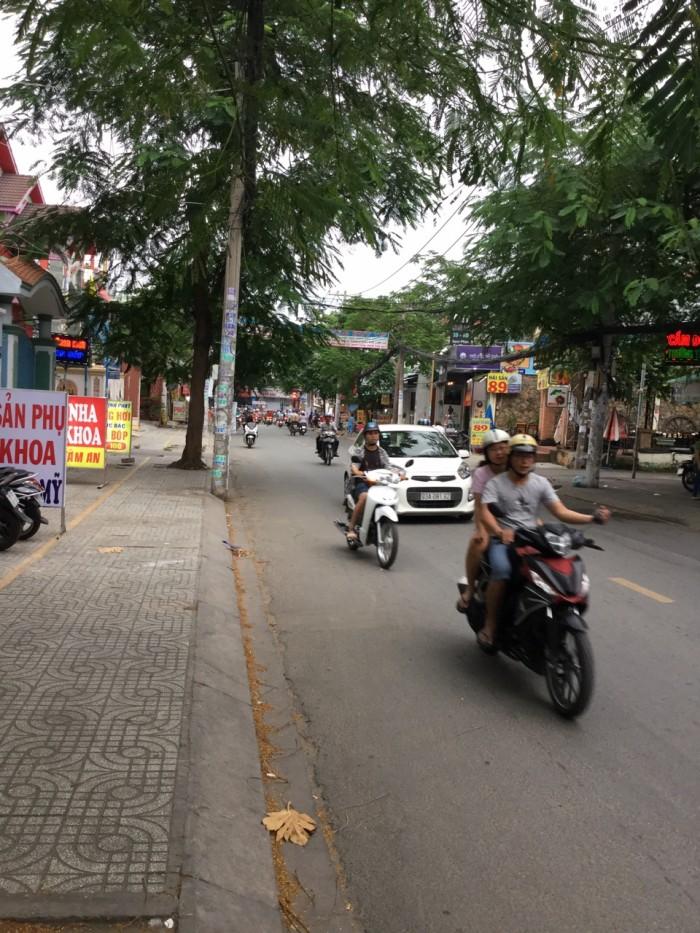 Cho thuê nhà mặt tiền Đường Nguyễn Văn Quá, Phường Tân Hưng Thuận, Quận 12