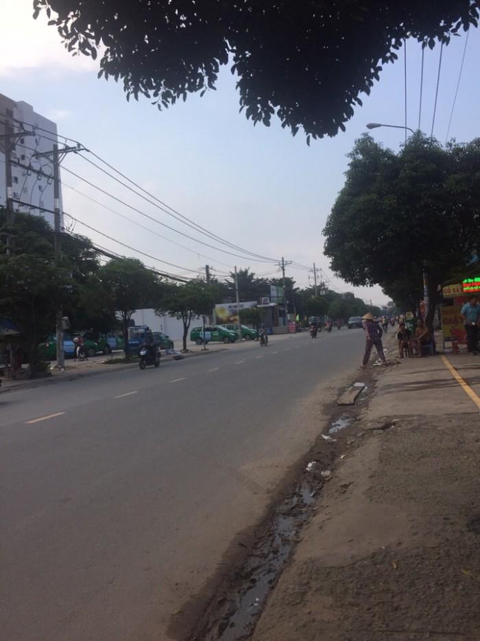 Cho thuê nhà nguyên căn mặt tiền Đường Lê Văn Khương, Phường Thới An, Quận 12