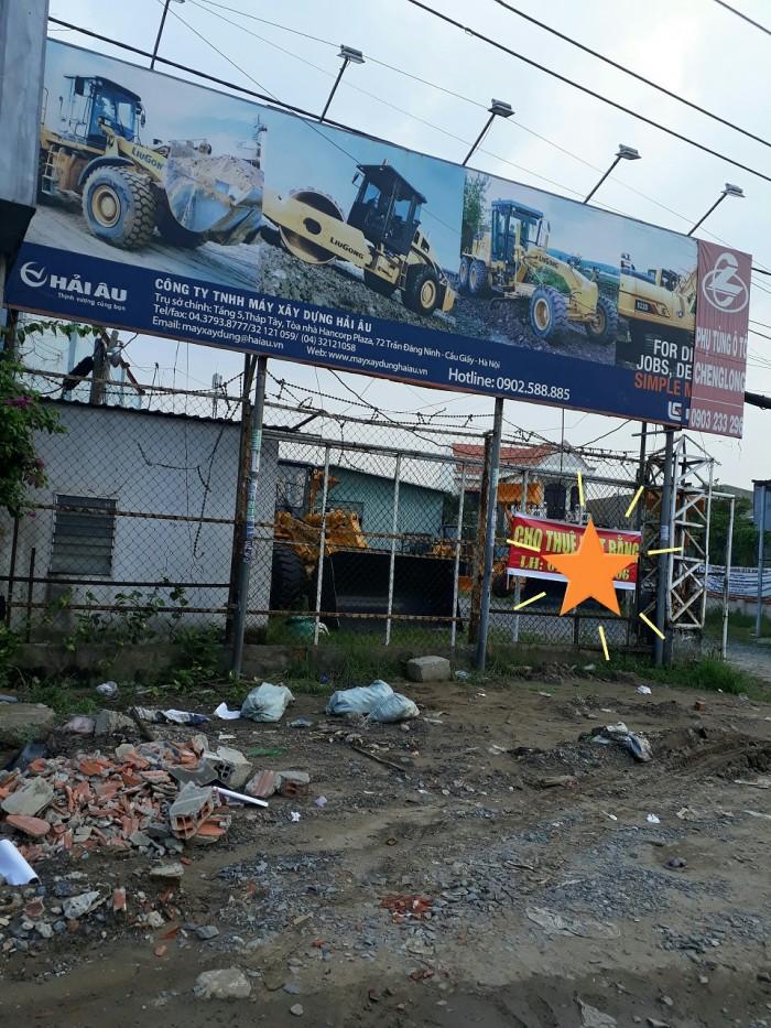 Cho thuê kho xưởng mặt tiền Quốc lộ 1A, phường Thới An – Quận 12
