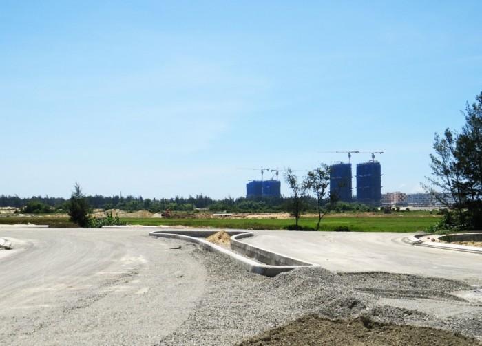 Cần bán gấp lô đất view sông Cổ Cò, tiếp giáp FPT City