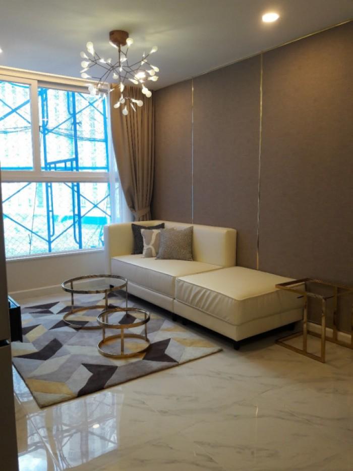 Căn hộ Luxury 4 sao, tặng nội thất cao cấp.