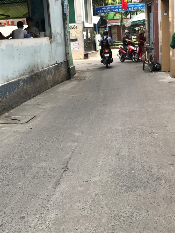 Bán Gấp Nhà Hxh 6m Phan Xich Long, Dt31m2