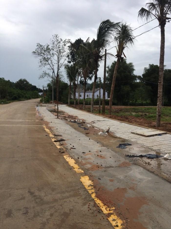 Đất nền Dương Đông Phú Quốc 120m2, tặng 2 chỉ vàng ,SHR , chiết khấu 5%