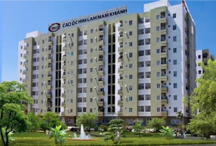 Cần bán gấp căn hộ Him Lam Nam Khánh – Q. 8 , Dt 105m2