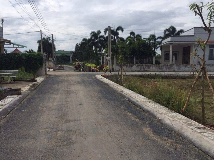 Đất Đường Phan Văn Mảng Tt Bến Lức 104m2 Shr
