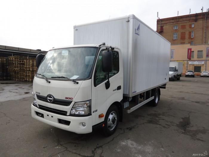 Bán xe tải Hino 1T9 giá rẻ 0