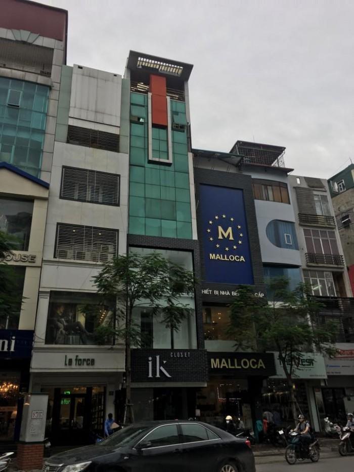 Bán nhà mặt phố Hàng Bông, ngay gần Hồ Gươm diện tích 140m2, mt 6m.