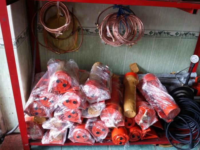 Giá ben nâng rửa xe máy đang bán trên thị trường Việt Nam 0