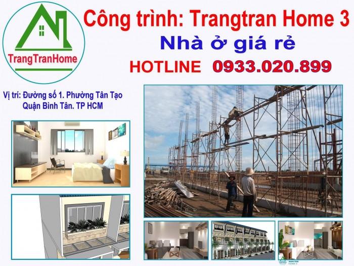 Công trình nhà ở TrangTran Home 3