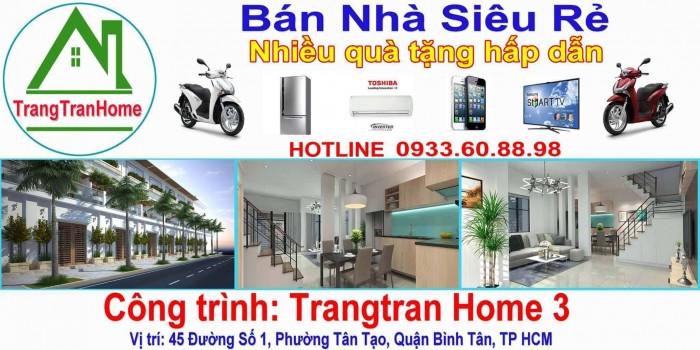 Mua nhà quận Bình Tân