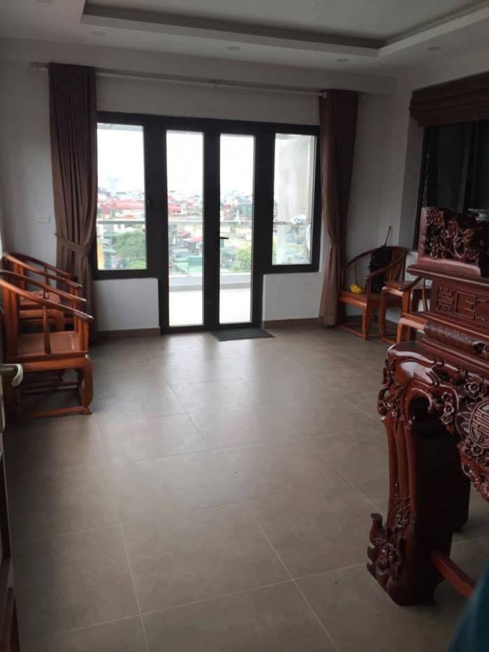 Chính chủ cho thuê nhà Vũ Ngọc Phan,DT55m2x4T