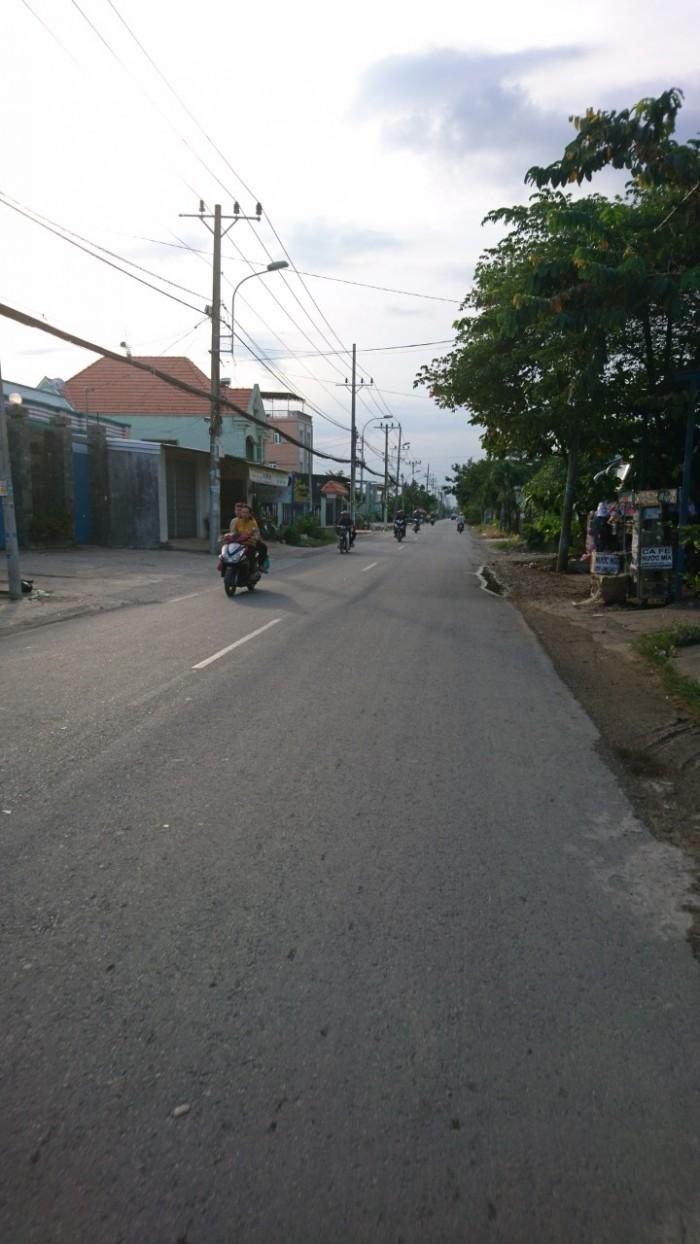 Đất Kho, xưởng Bình Chánh 1160m2   đường Hương Lộ 11 (xe công).