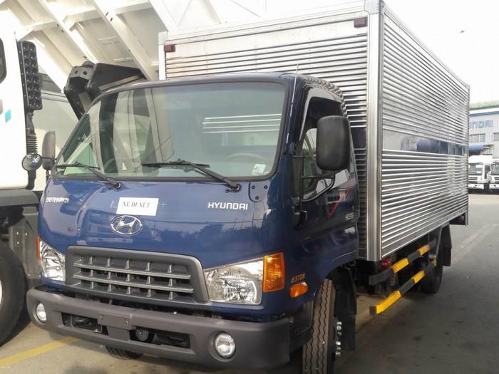 Hyundai HD99 sản xuất năm 2018 Số tay (số sàn) Xe tải động cơ Dầu diesel