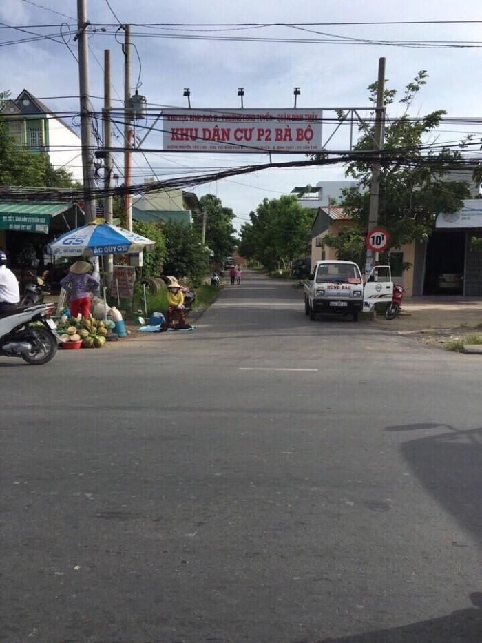 Bán Nền Kdc Quân Báo Đối Diện Chợ Bà Bộ, Đ.Nguyễn Văn Linh 5x11m