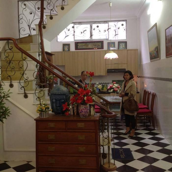 Sở hữu ngay  nhà Nguyễn Trãi, diện tích 36m2, 4 tầng, mặt tiền 4m