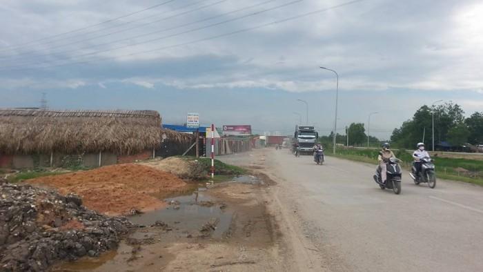 Bán miếng đất thổ trước nhà xã Mỹ Hạnh Nam, Đức Hòa, Long An