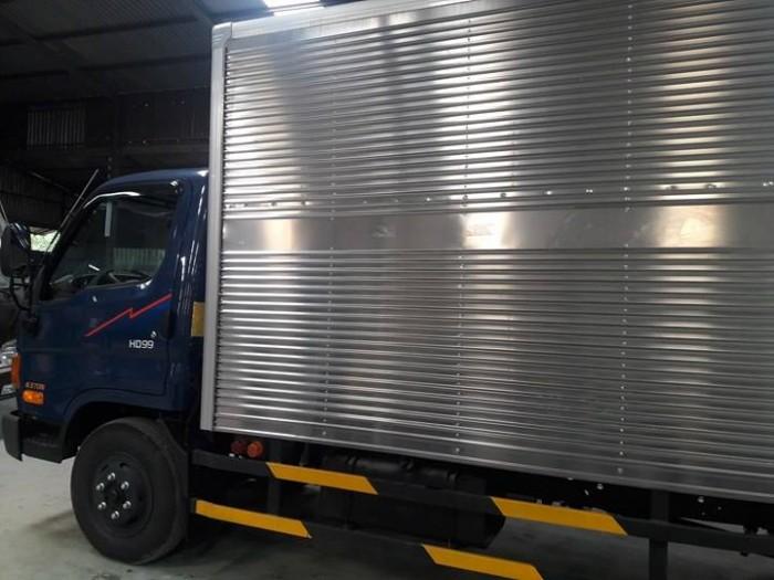 Hyundai HD99 6,5 tấn Đô Thành. Tặng khuyến mãi trước bạ. Giao xe trong vòng 10 ngày.