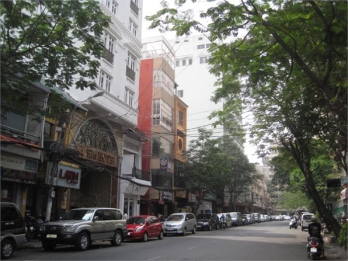 Biệt Thự 2 Mặt tiền Đặng Dung, P.Tân Định, Q.1, DT:11x20m