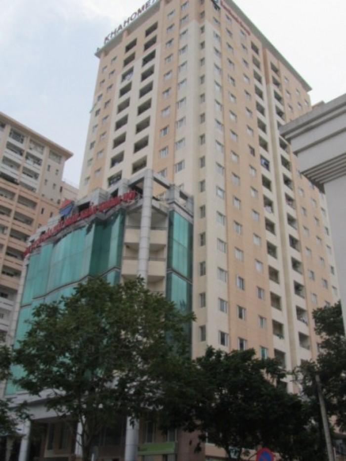 Cần bán gấp căn hộ Khánh hội 2 , Dt 86m2, 2 phòng ngủ, nhà rộng thoáng mát, sổ hồng, tặng nội thất