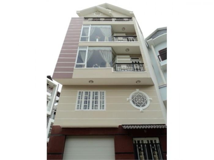 Bán Nhà 2mt Đường 3/2 - Lê Hồng Phong, P.10, Q.10, Dt: 7x14m, 1 Trệt, 3 Lầu, Hd Thuê 250tr/Tháng.