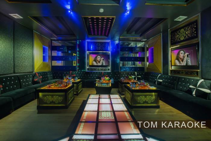 Karaoke chuyên tổ chức sinh nhật
