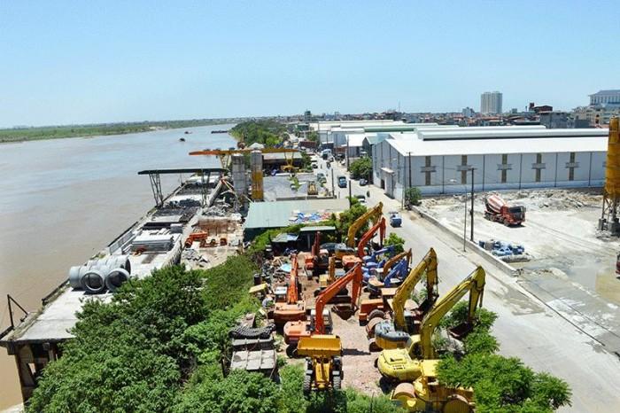 Cho thuê nhà xưởng, kho, bến bãi tại TP Việt Trì Phú Thọ và mời hợp tác khai thác