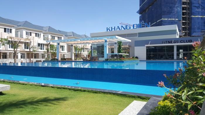 Bán Shophuoses mặt tiền Merita Khang Điền, Q9. DT đất 100m2, nhà 1T2L, tiện KD, làm VP