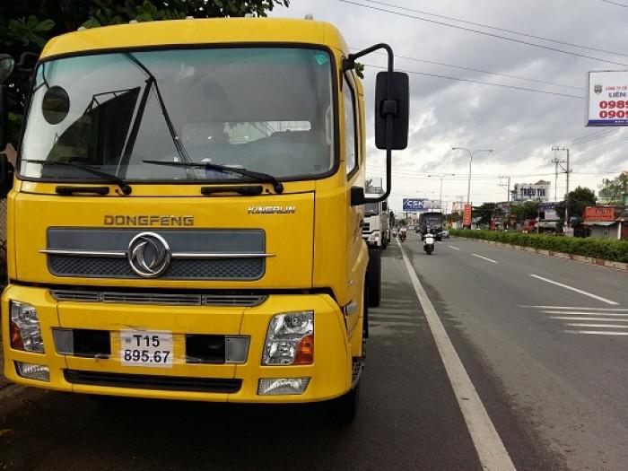 Xe tải dongfeng 4 chân YC 310 hoàng huy nhập khẩu nguyên chiếc 1