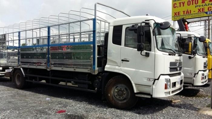 Xe tải dongfeng 4 chân YC 310 hoàng huy nhập khẩu nguyên chiếc
