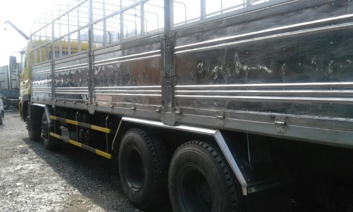 Xe tải dongfeng 4 chân YC 310 hoàng huy nhập khẩu nguyên chiếc 2