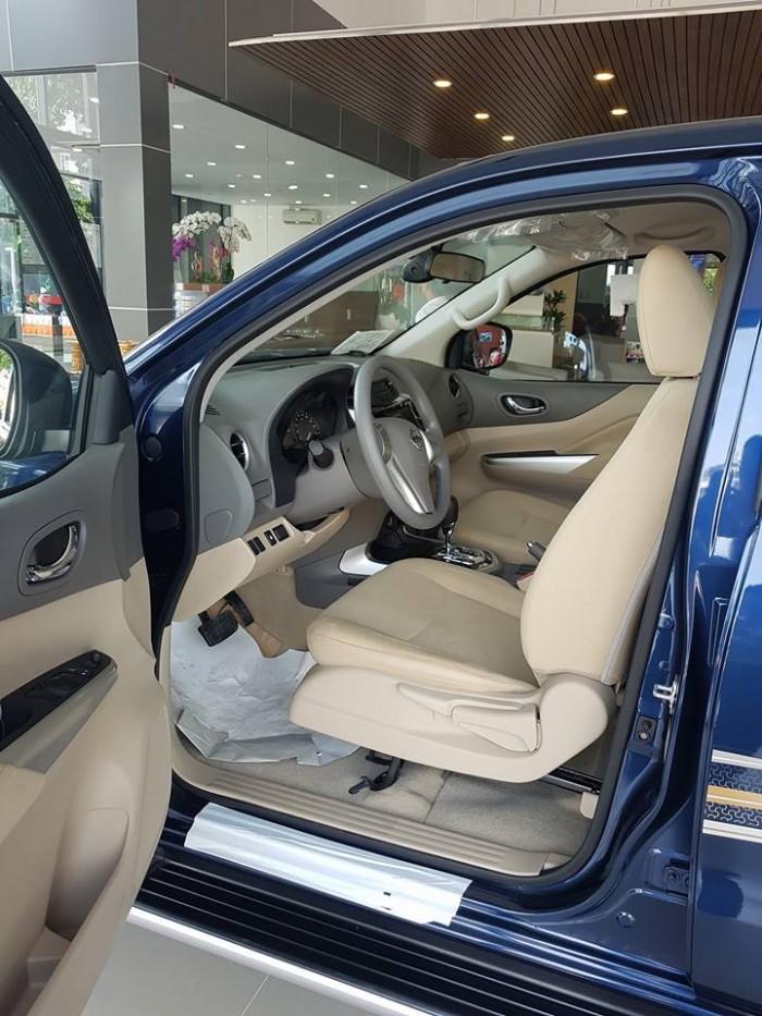 Nissan Navara sản xuất năm 2017 Số tự động Dầu diesel