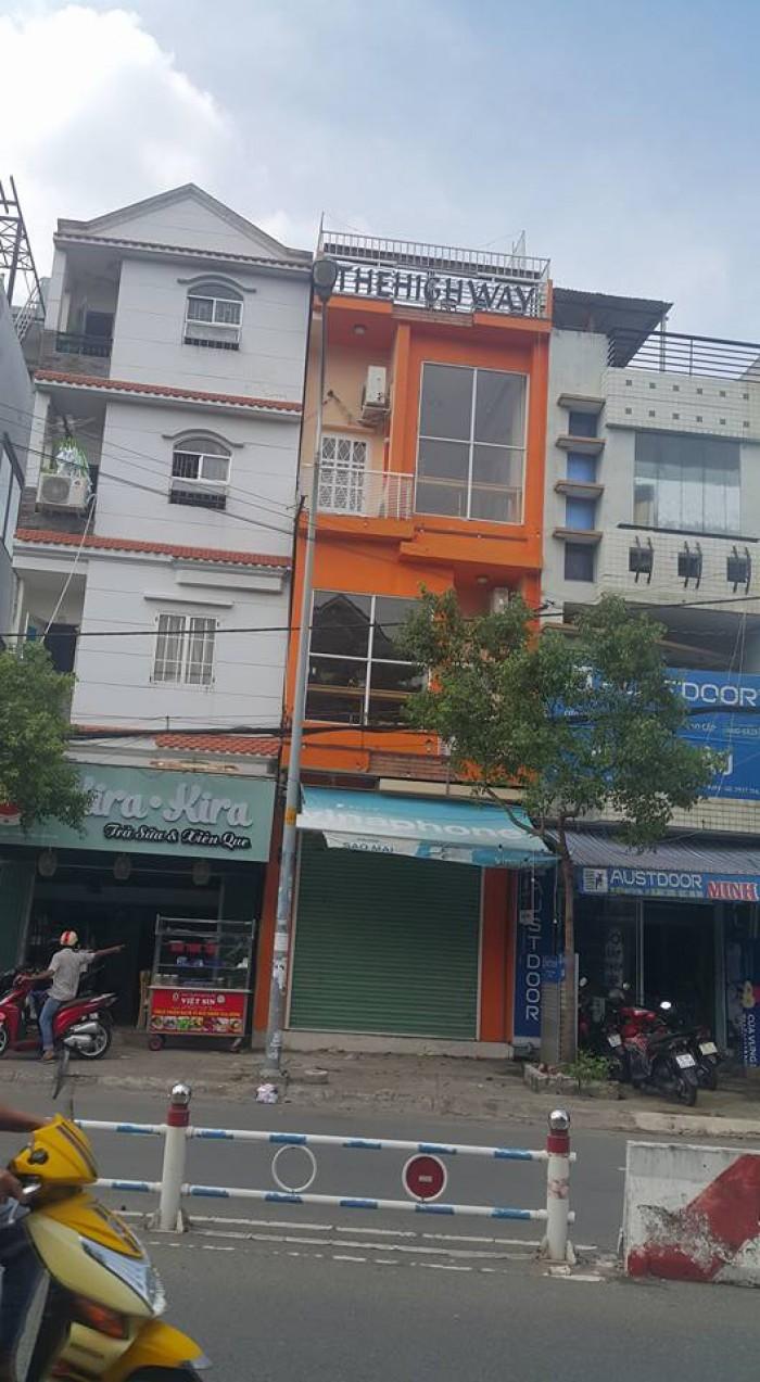 Bán nhà MTKD Nguyễn Sơn, 4x7m, 3.5 tấm, Gía 4.5 tỷ