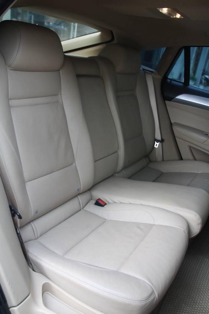 BMW X6 Model 2009. Màu đỏ nội thất kem đăng ký chính chủ cá nhân biển Hà Nội 6