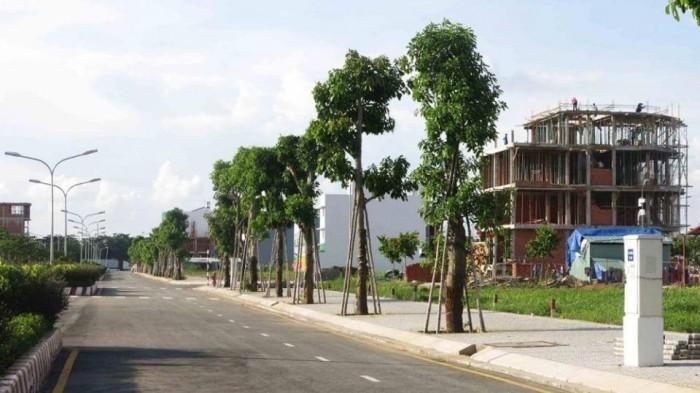 Bán đất gần chợ Bình Điền giá rẻ, sổ hồng chính chủ