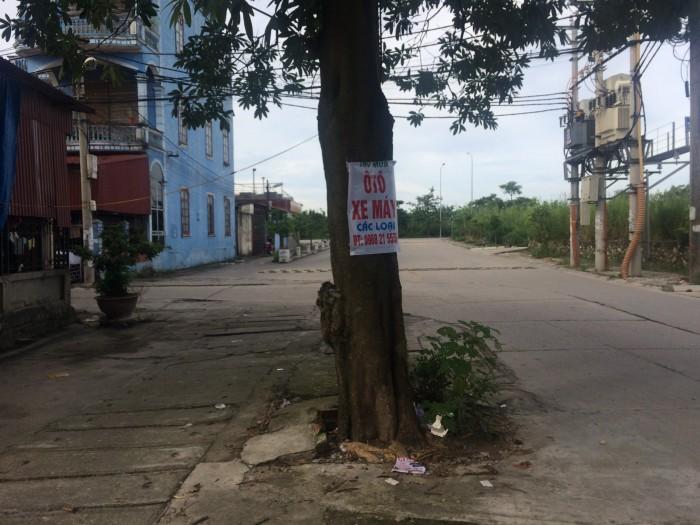 Nhanh tay sở hữu mảnh đất phố Cửu Việt-Gia Lâm,76m2,mặt 4.5m, hướng Nam.