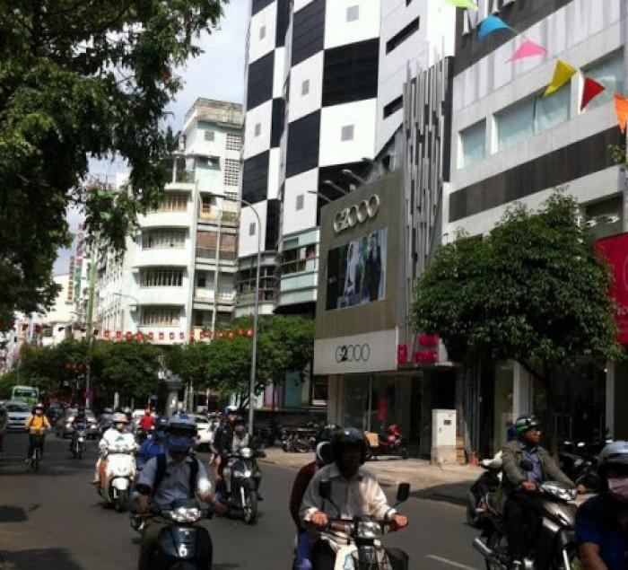 Bán Nhà MT đường Nguyễn Văn Thủ, P. Dakao, Q.1, DT: 8x18m, 3 lầu