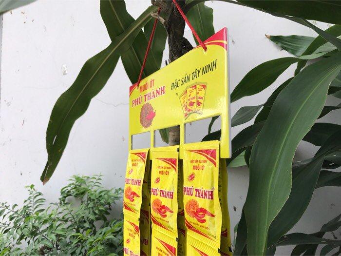 Hanger quảng cáo, sản xuất hanger quảng cáo