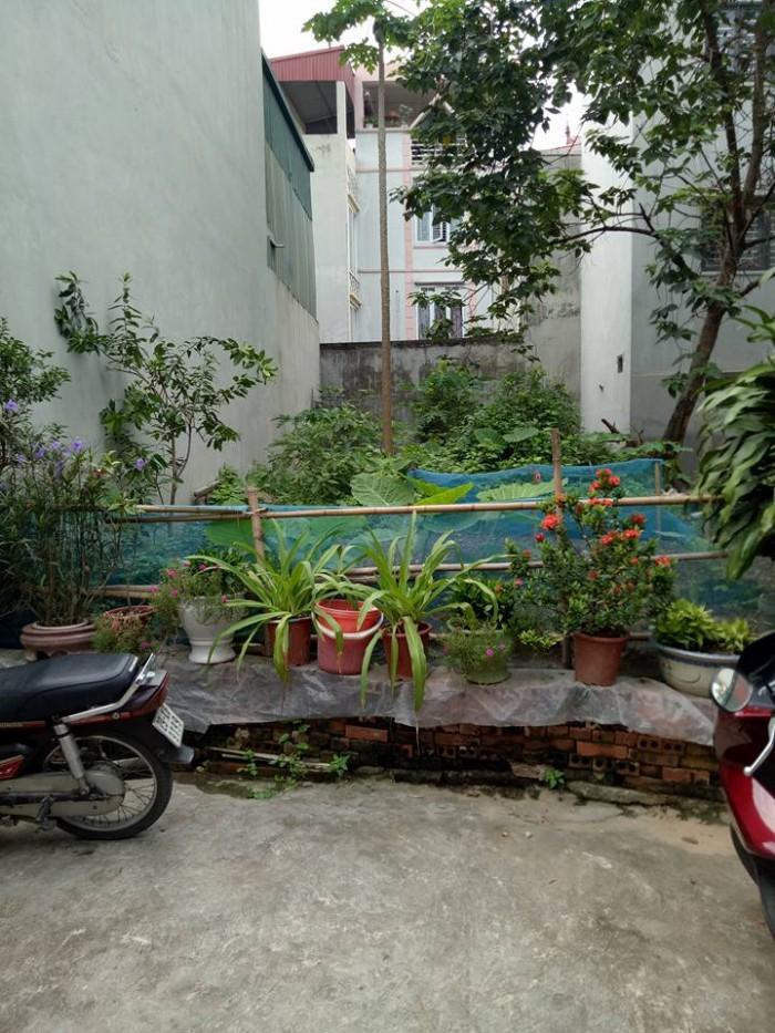 Đất Phúc Đồng, Long Biên 100m2 , MT 6m sổ đỏ vuông vắn, ô tô vào nhà