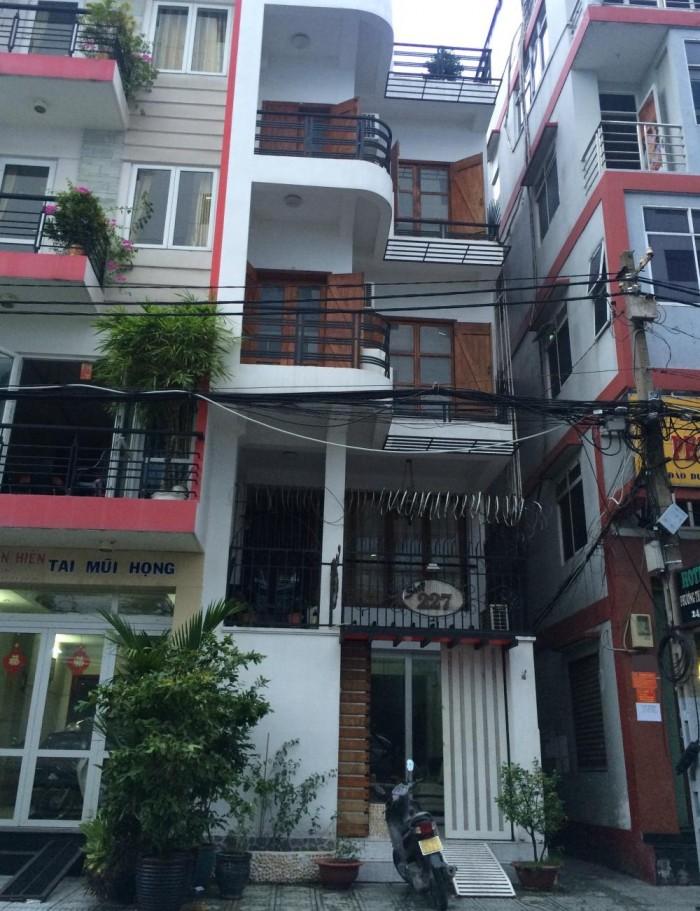 Bán nhà MT Đường Điện Biên Phủ, Q10, xây 4 lầu. DT: 3.5x22m